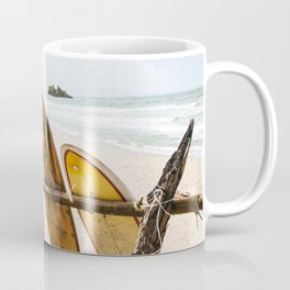 Surfing Day 2 Coffee Mug