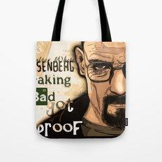W. H. White Breaking Bad Tote Bag