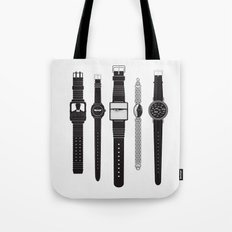 Watching V2. Tote Bag