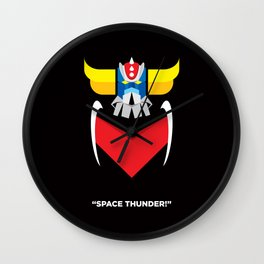 Grendizer Wall Clock
