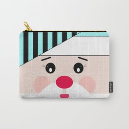 Santa Claus 3 Carry-All Pouch