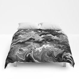 Muddled Three Comforters