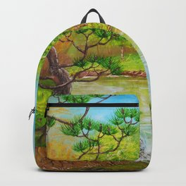 Family of Trees Backpack