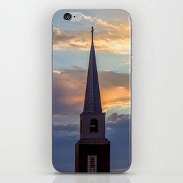 Seminary Sunset pt.4 iPhone Skin