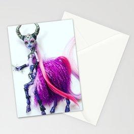 Fantasy Centaur custom doll Stationery Cards