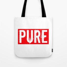 Pure Design Apparel Tote Bag