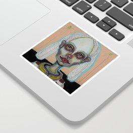 singular Sticker