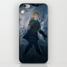 Link with Fairy iPhone Skin