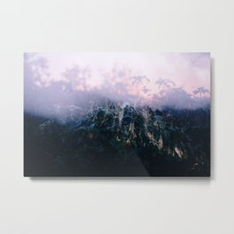 surimpression Metal Print