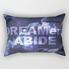 Dreamers Rectangular Pillow