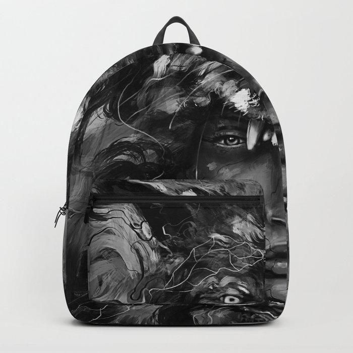 Empress Wolf Backpack