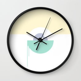 OJO 02 Wall Clock