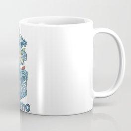 Surfers print Coffee Mug