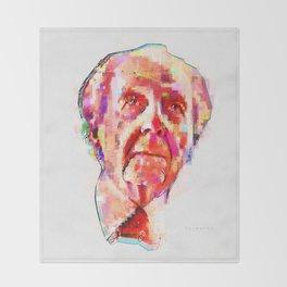 Frank Lloyd Wright Throw Blanket