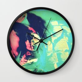 The Passionate Immigrant Wall Clock