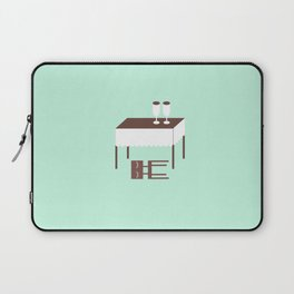 THE DAY AFTER Laptop Sleeve