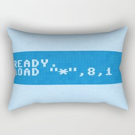 Ready to Get Loaded (screen) Rectangular Pillow