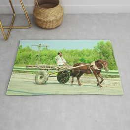 horse by Antor Roy Rug