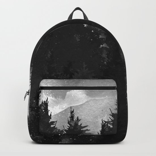 Winter Darkness Backpack