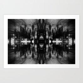 Rorschach #2 Art Print