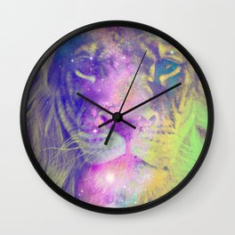 Galaxy King Wall Clock