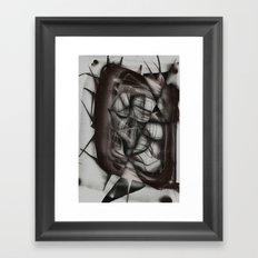 Didaction Framed Art Print