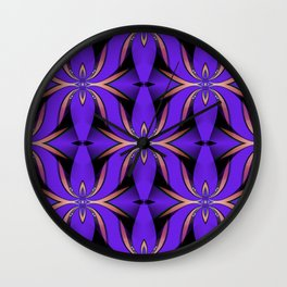 Spiders Galore... Wall Clock