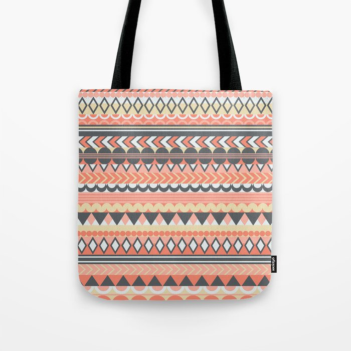 Bohemian Tote Bag By Emain