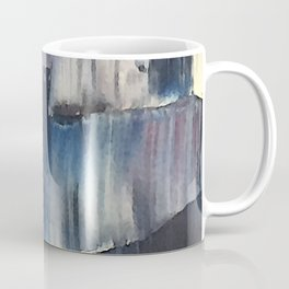 Drenched in Rain-Wrapped Shadows Coffee Mug