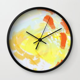 Positively Okay. Wall Clock