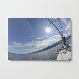 Aegean 2 Metal Print