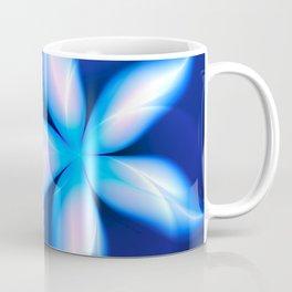 La Fleur Magique de la Sorcière Fractal Coffee Mug