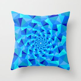 Geometry_shape_lines_angles_form03 Throw Pillow