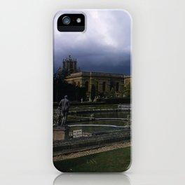 Blenheim Palace * 1950's * Vintage England Photo * Kodachrome * Color * Travel Photography iPhone Case