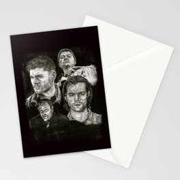 The Boys Stationery Cards