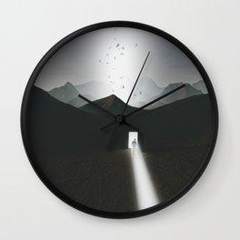 Shortcuts Wall Clock