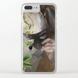 One Night in Venice Clear iPhone Case