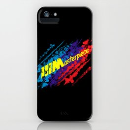 ///Masterpiece v4 HQvector iPhone Case