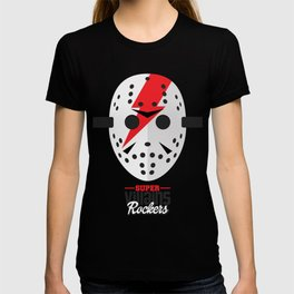 Supervillains Rockers - Jason T-shirt