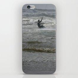 Kite surf iPhone Skin