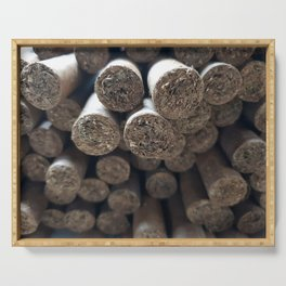 cigar lover Serving Tray