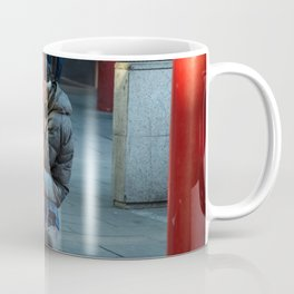 Milano Street musician Coffee Mug