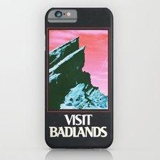 BADLANDS POSTER // HALSEY Slim Case iPhone 6