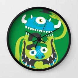 Mister Greene Wall Clock