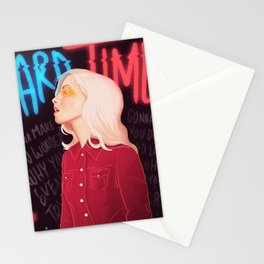 Hard Times Stationery Cards