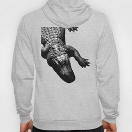Alligators Love to Swim Hoody