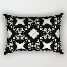 THROUGH THE KALEIDOSCOPE #3 Rectangular Pillow