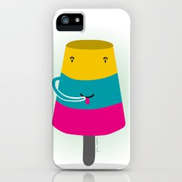 Salcedo's Ice-Cream :: Helado de Salcedo iPhone Case