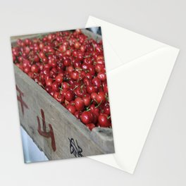 Chinese Cherries  Stationery Cards