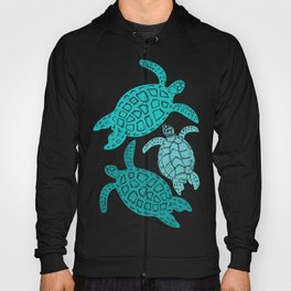 Sea Turtles Hoody
